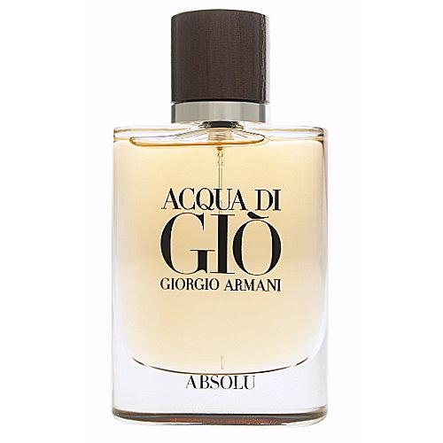 Giorgio Armani GIO Absolu 亞曼尼極致寄情水男性淡香精