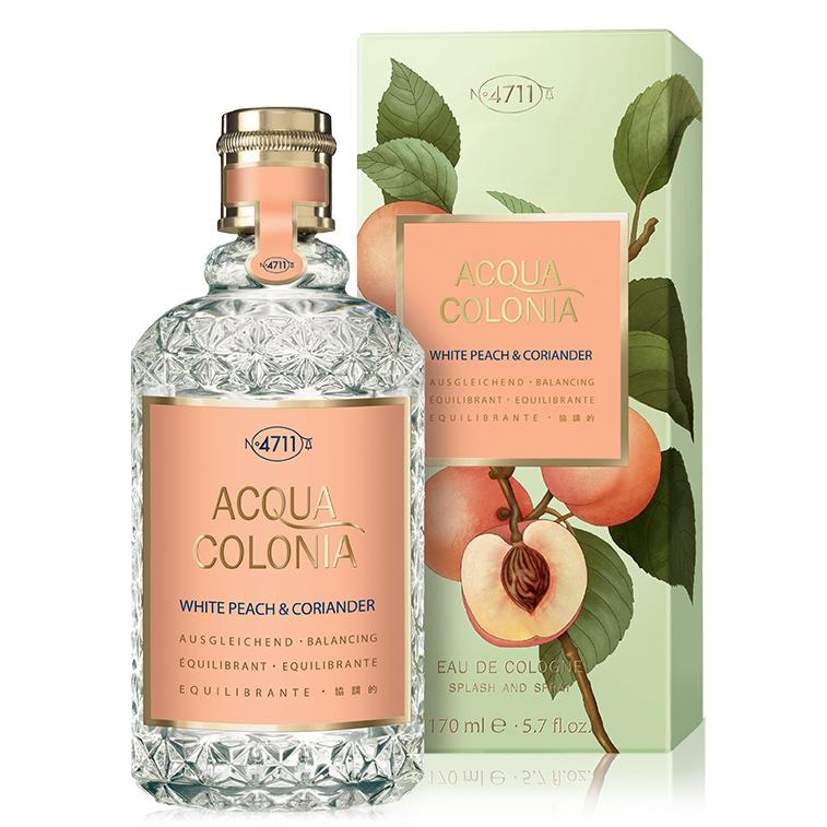 4711 Acqua Colonia White Peach & Coriande  白桃&芫荽中性古龍水