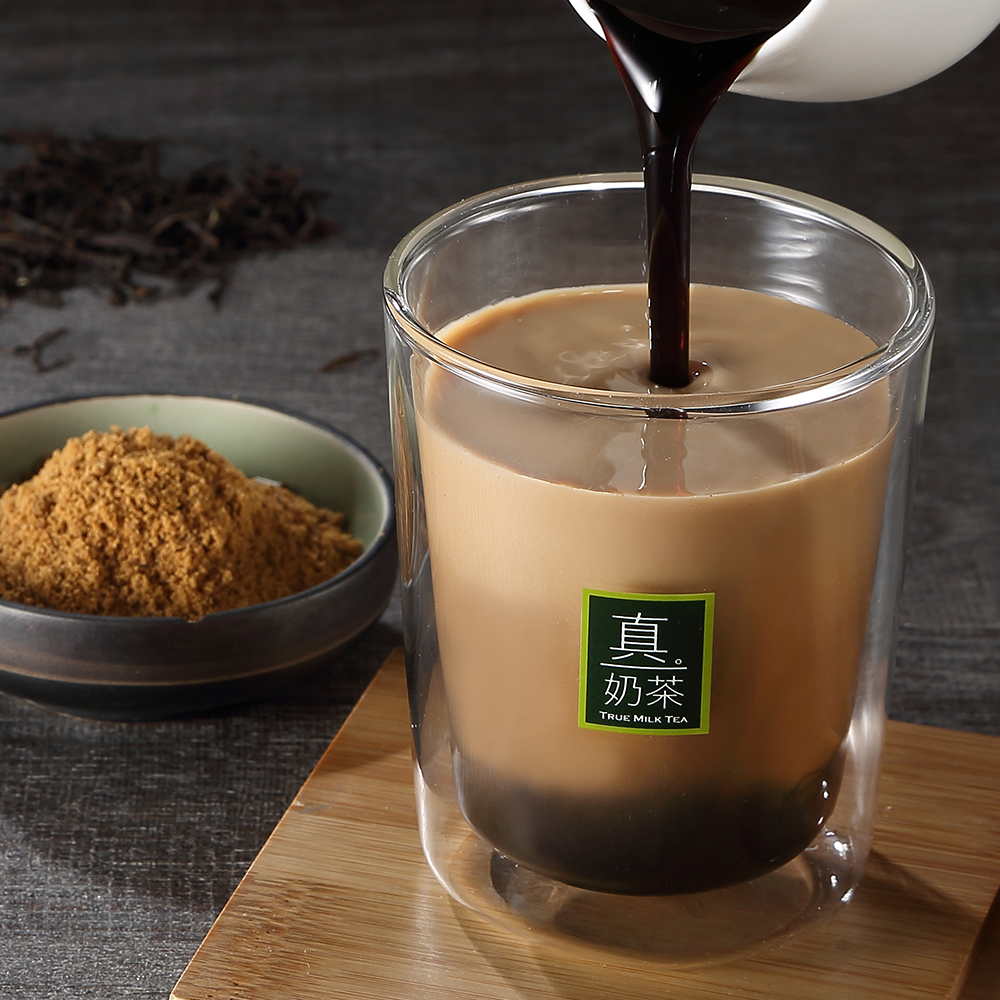 歐可茶葉 真奶茶 A14黑糖紅茶拿鐵(8包/盒)