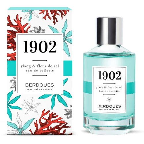 1902 Ylang & Fleur de Sel 鹽之花&依蘭中性淡香水