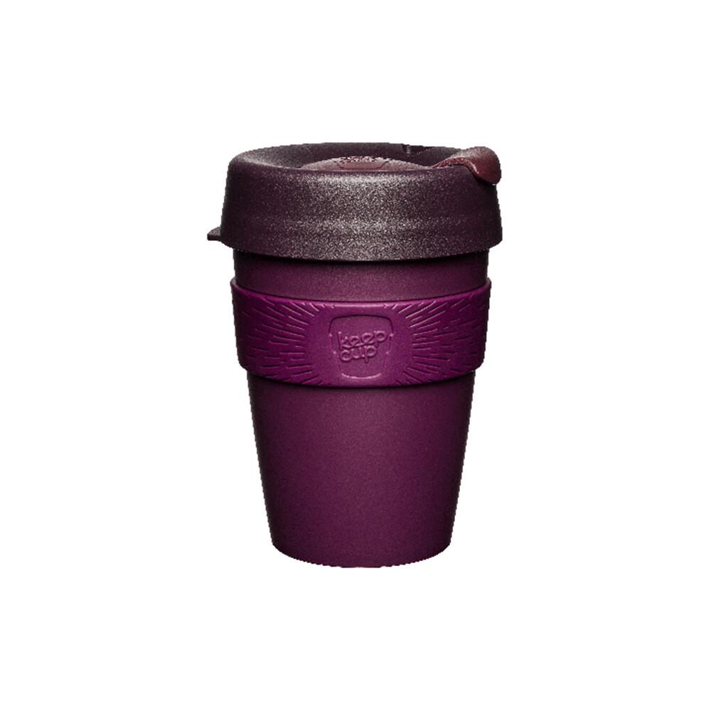 小宅私物澳洲 keepcup 隨身咖啡杯 m (甜酒紅) 咖啡杯 隨行杯 環保杯