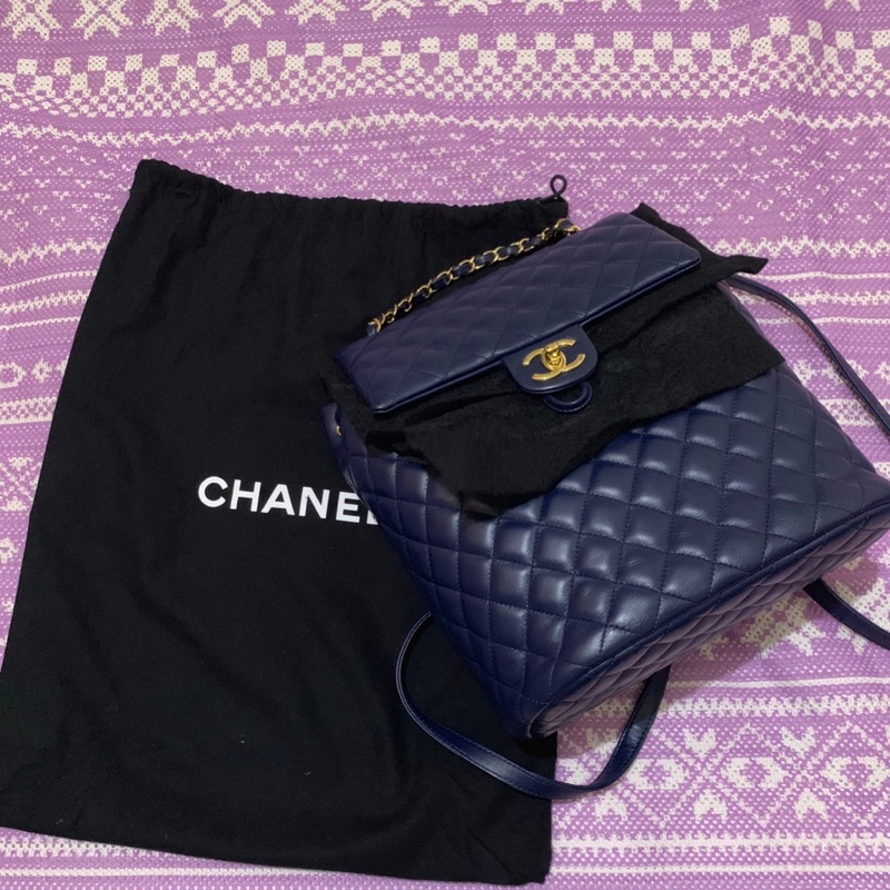 Chanel Backpack 大號