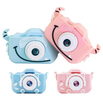 YT-14XW 牛角/貓咪造型攝錄影兒童相機