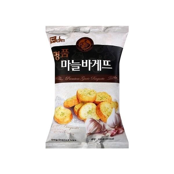 韓國 dadam~大蒜麵包餅乾(100g)餅乾/零食/零嘴