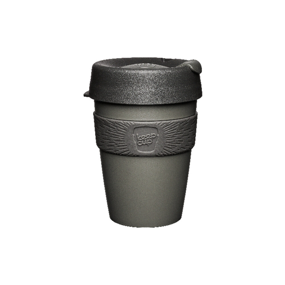 小宅私物澳洲 keepcup 隨身咖啡杯 m (鎧甲銀) 咖啡杯 隨行杯 環保杯