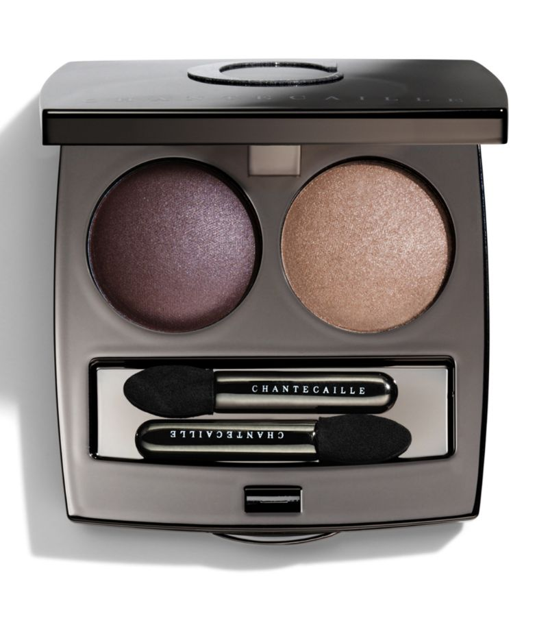 Chantecaille Chrome Luxe Duo Eye Shadow Palette
