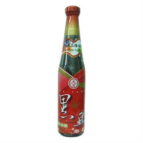 大同 純黑豆蔭油膏(420g/瓶)[大買家]