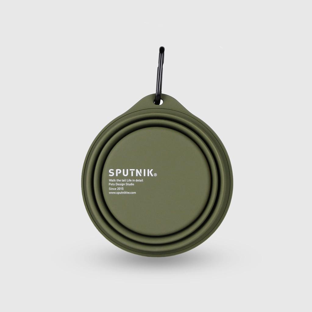 Explore︱寵物摺疊碗 - 綠