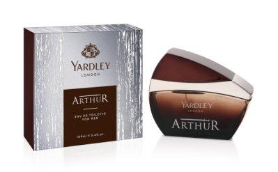 【艾莉❤美妝小鋪】Yardley Arthur 雅麗紳士貴族男性淡香水 100ml~48