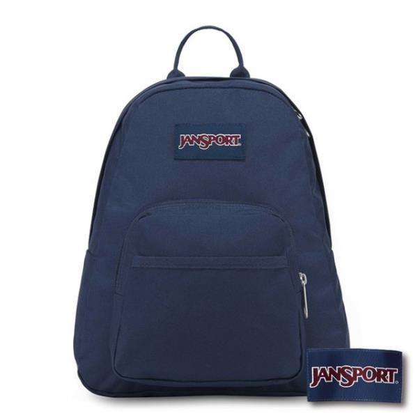 【JANSPORT】HALF PINTS系列小款後背包 -深藍(JS-43907)