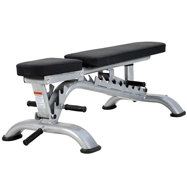 專業健身可調啞鈴凳商用飛鳥臥推凳仰臥起坐健身椅多功能腹肌板