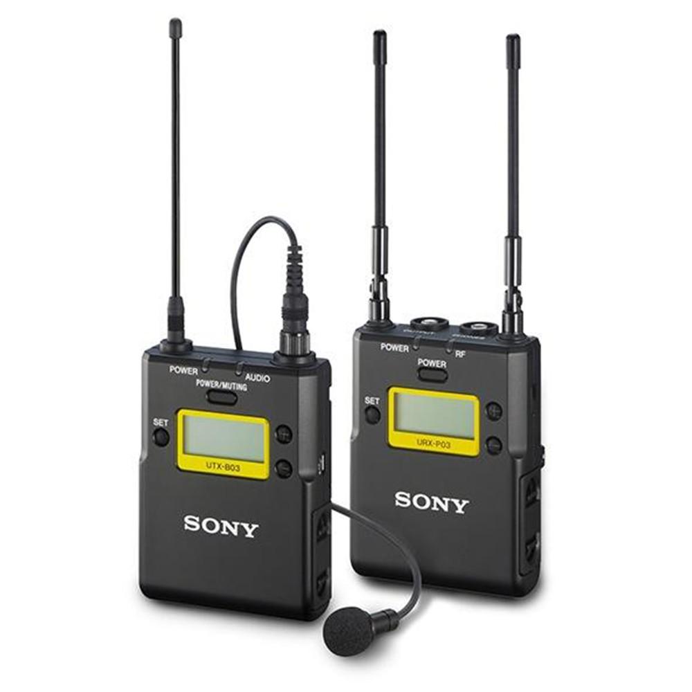 SONY UWP-D11 [最後現貨] K14 專業無線麥克風組 領夾式小蜜蜂 [相機專家] [公司貨]