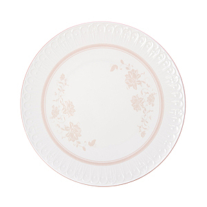 黛蕾爾骨瓷圓盤9.8吋