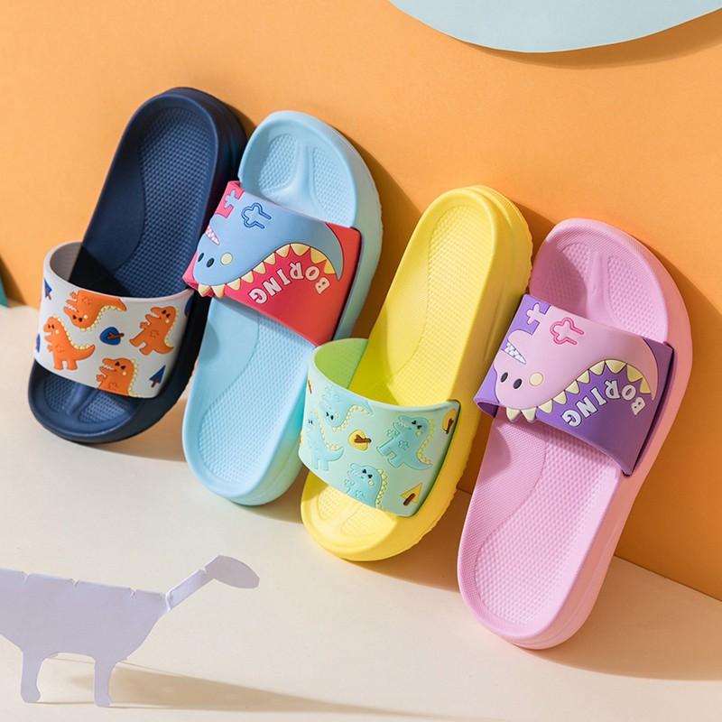兒童拖鞋 夏季男童女童 室內卡通家居拖鞋 嬰幼兒防滑家用外穿 公主寶寶涼拖鞋【IU貝嬰屋】