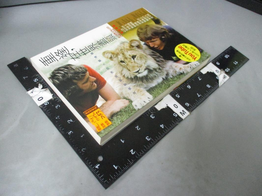 【書寶二手書T7/翻譯小說_BHE】重逢,在世界盡頭-從倫敦到非洲的人獅情緣_安東尼.柏克