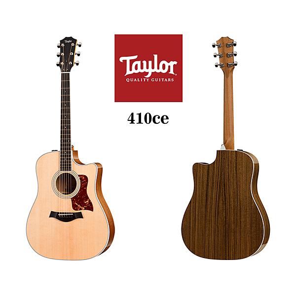 小叮噹的店 - Taylor 410ce 雲杉木 面單 電木吉他 泰勒吉他 4系 附原廠硬盒