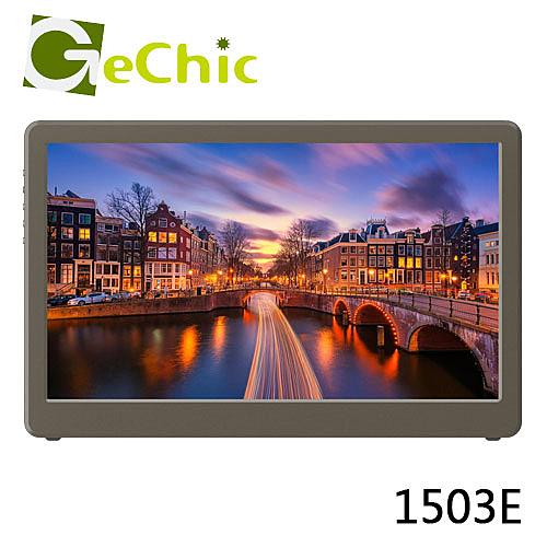 GeChic 1503E 15.6吋 FHD IPS 筆記型螢幕