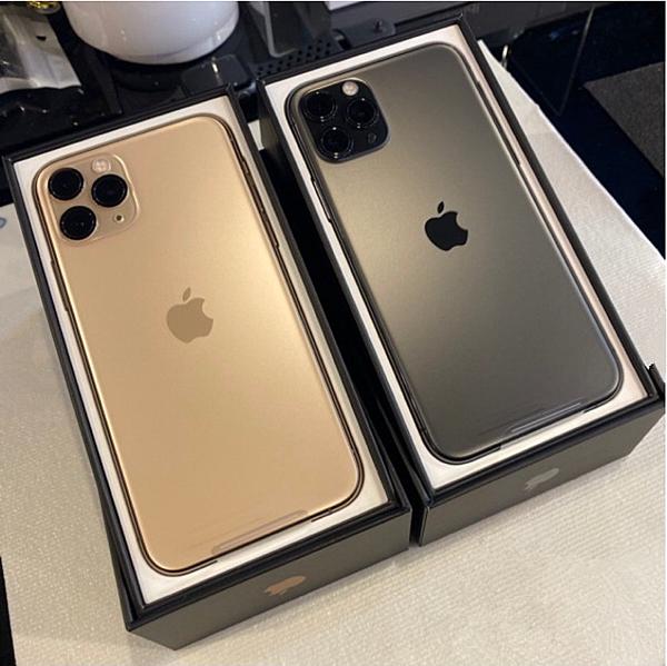 全新僅拆封 64G Apple iPhone 11pro 三鏡頭 蘋果手機 64G 原裝正品 空機