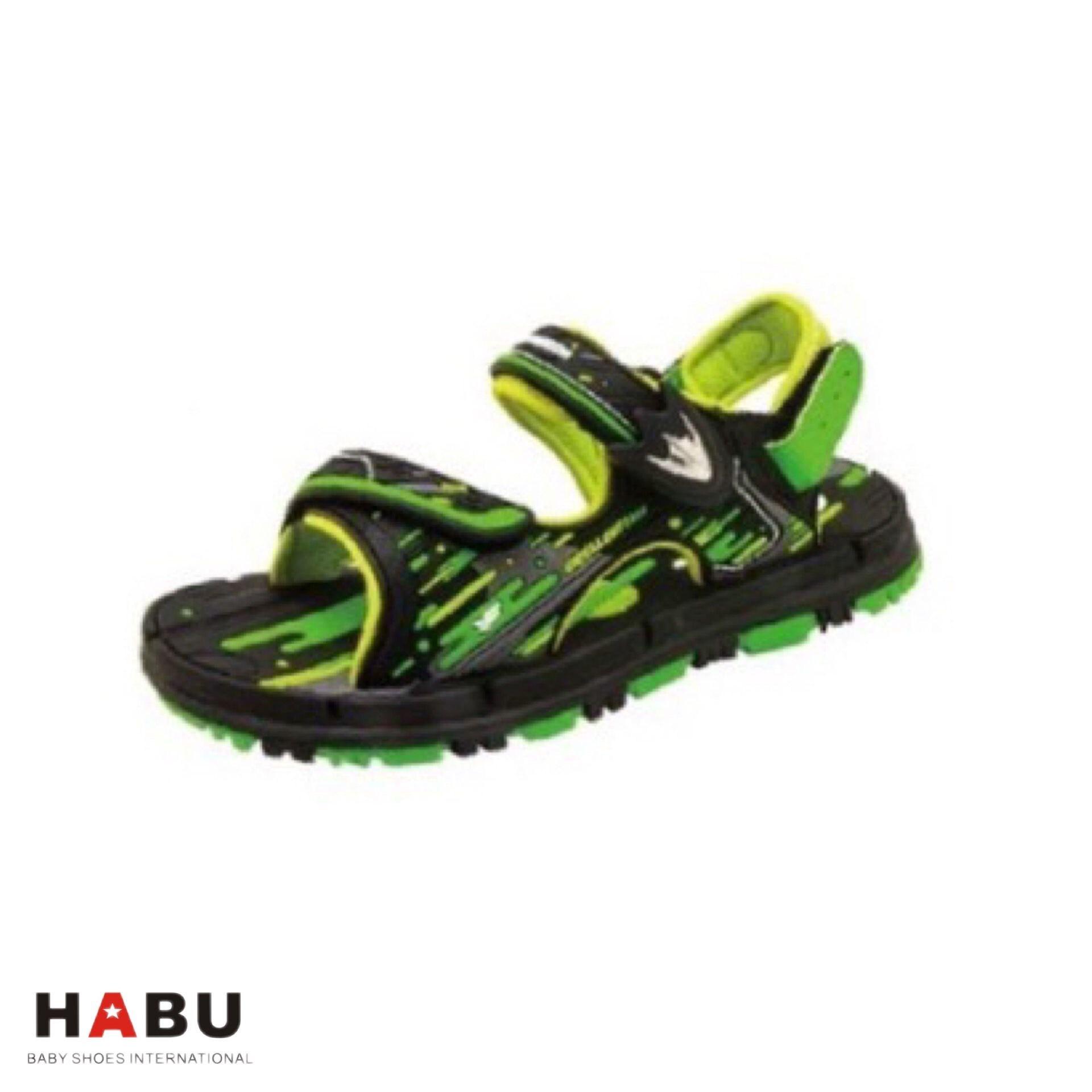 G.P 兒童休閒兩用涼拖鞋 綠色速乾涼鞋G0701B-60