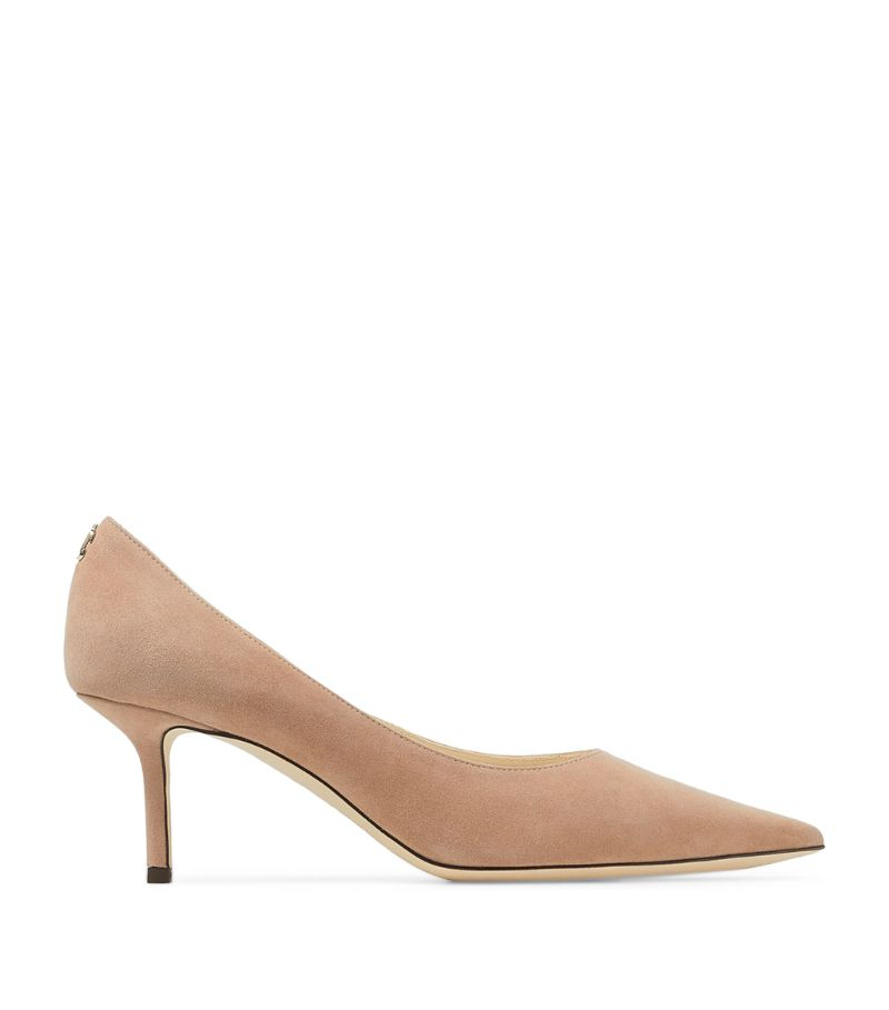 Jimmy Choo Love 65 Suede Pumps