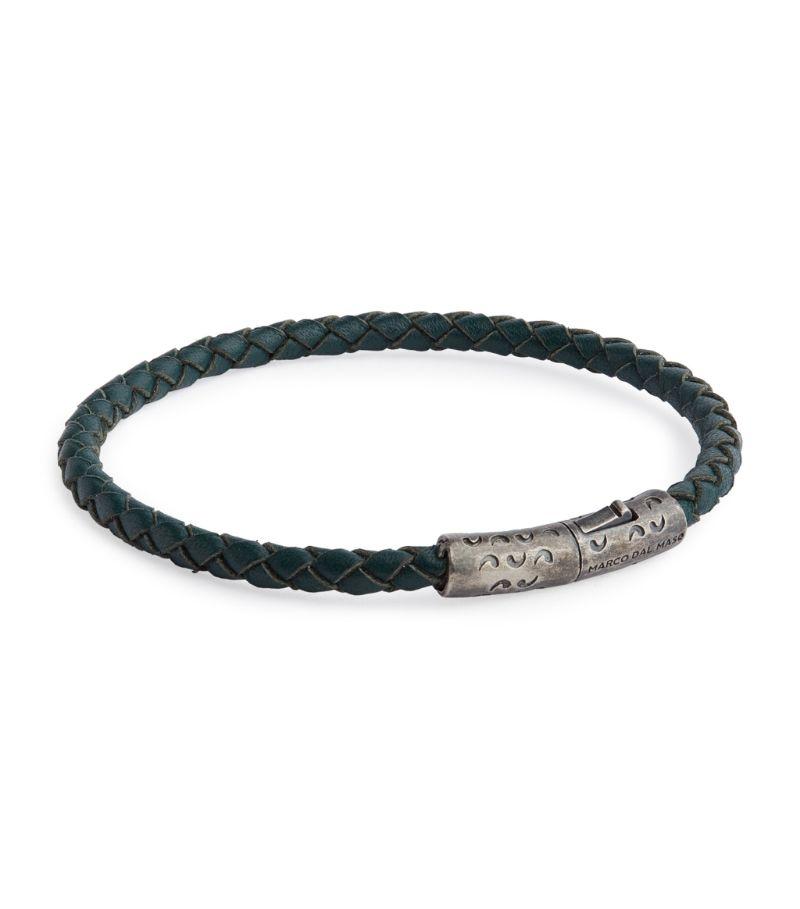 Marco Dal Maso Leather Cord Bracelet