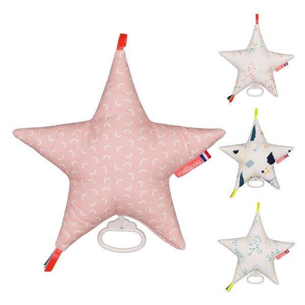 法國 Mellipou 星星樂章音樂盒 音樂鈴(4款可選)