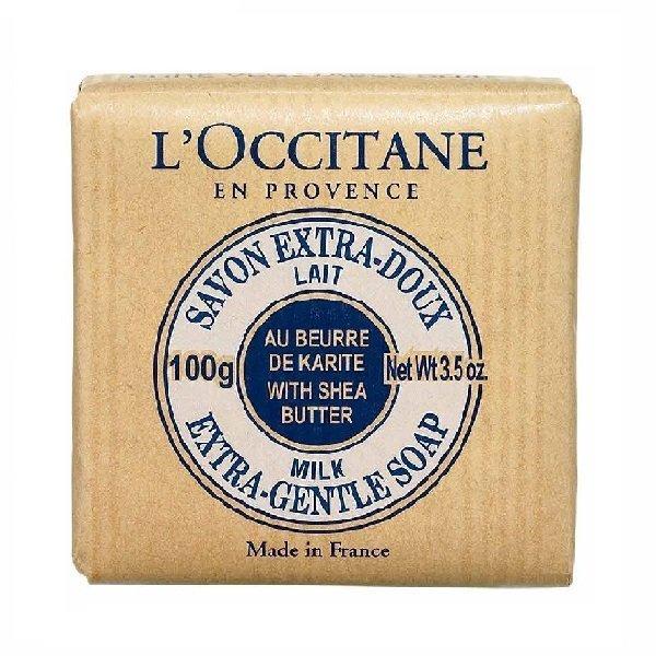 L'OCCITANE 歐舒丹 乳油木牛奶皂 100g 黑皮TIME 61822