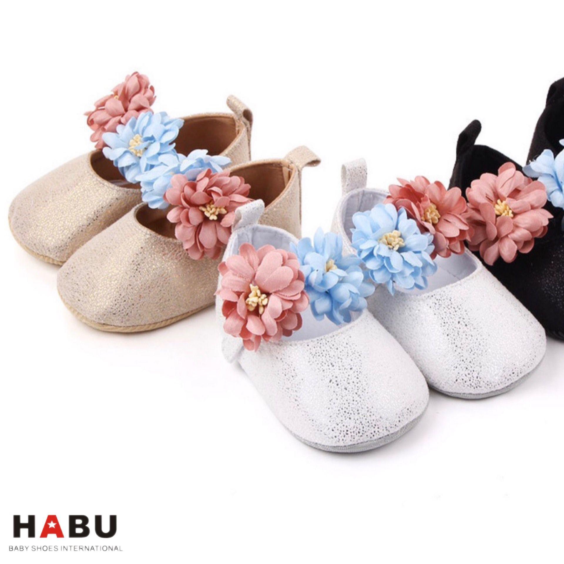 HABU哈布童鞋 寶寶學步鞋Q47-GD Q47-SV