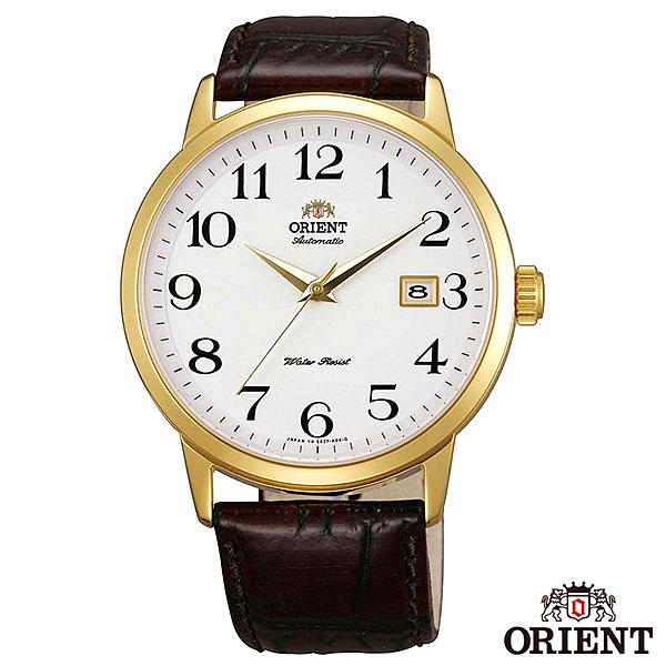 ORIENT東方錶 自動上鍊機械腕錶 FER27005W0