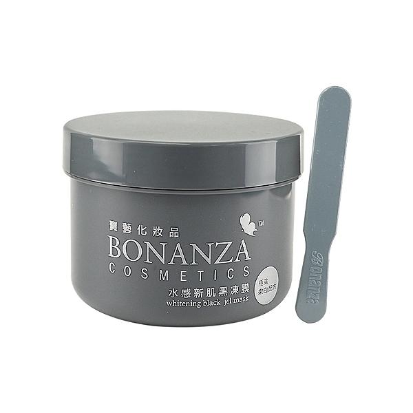 BONANZA 寶藝 水感新肌黑凍膜250g粉刺/淨白【小三美日】