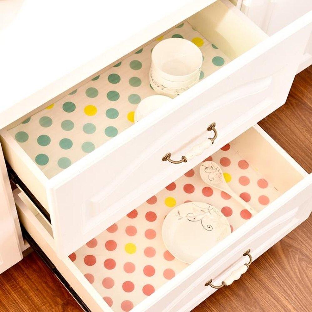 防水墊 3卷裝可裁剪櫥柜防潮墊衣柜防水墊紙抽屜紙廚房加厚防潮紙抽屜墊