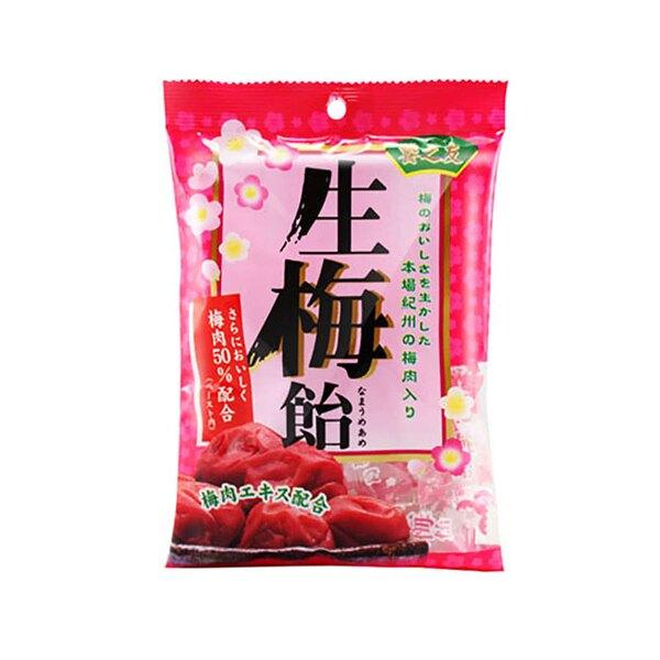 【豆嫂】日本零食 RIBON 生梅糖