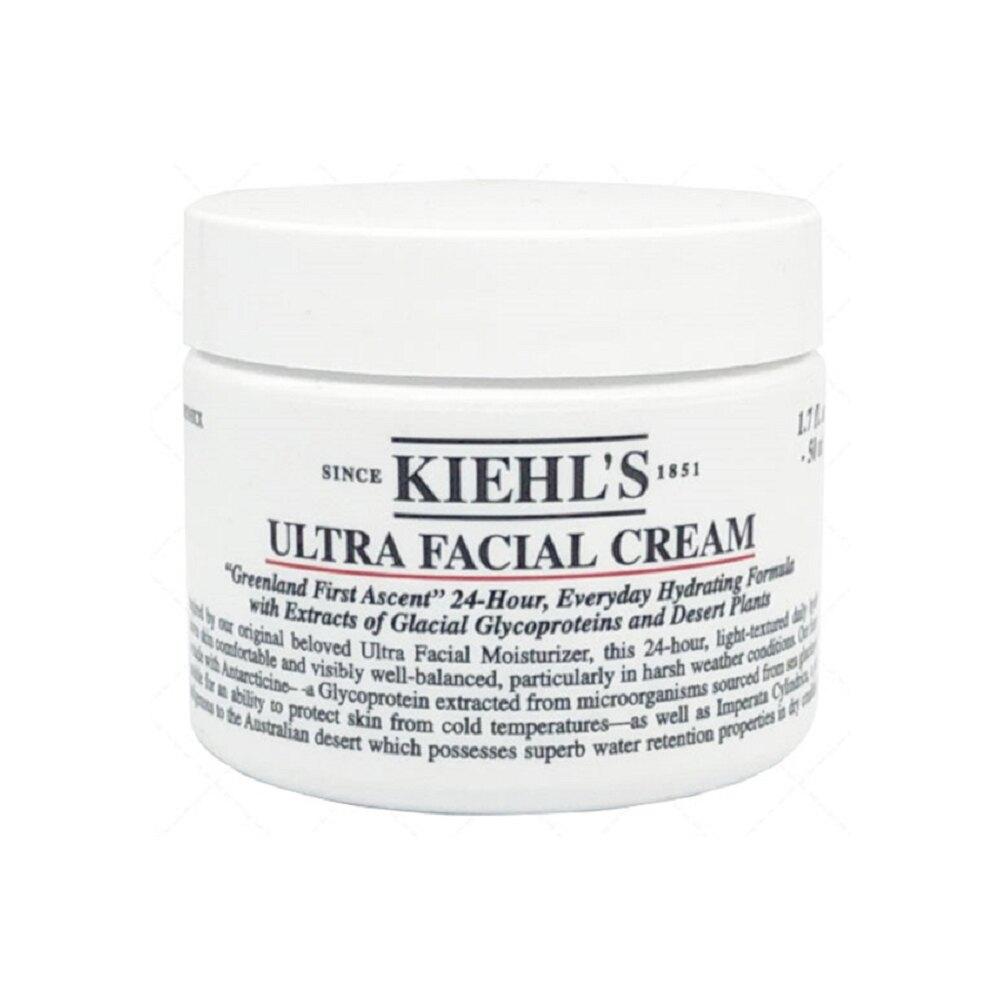 Kiehl's契爾氏 冰河醣蛋白保濕霜125ml
