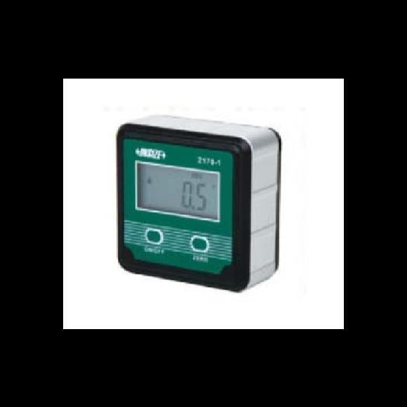 INSIZE 奧地利數位水平傾角儀 傾角測量 角度儀 電子數顯水平儀 2170-1