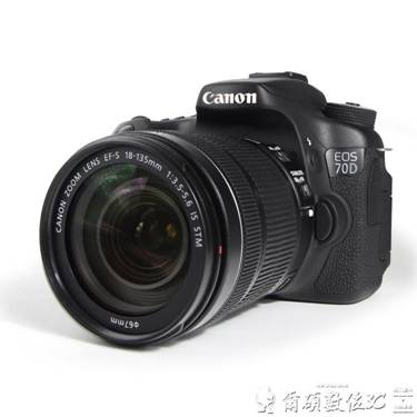 高清照相機EOS70D80D中端級單反數碼照相機高清旅遊60DLX  新品