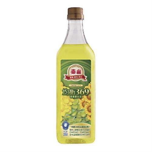 泰山 均衡369健康調合油(1L) [大買家]