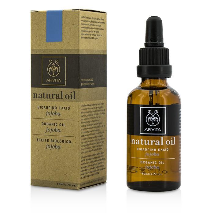 艾蜜塔 - 天然面部護膚精油-荷荷芭油 Natural Oil - Jojoba Organic Oil