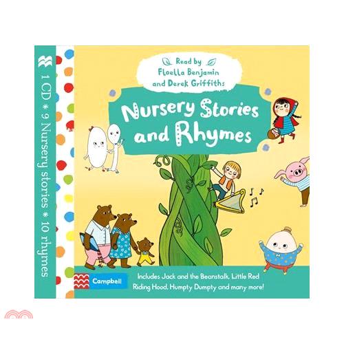 Nursery Stories and Rhymes【三民網路書店】[66折]