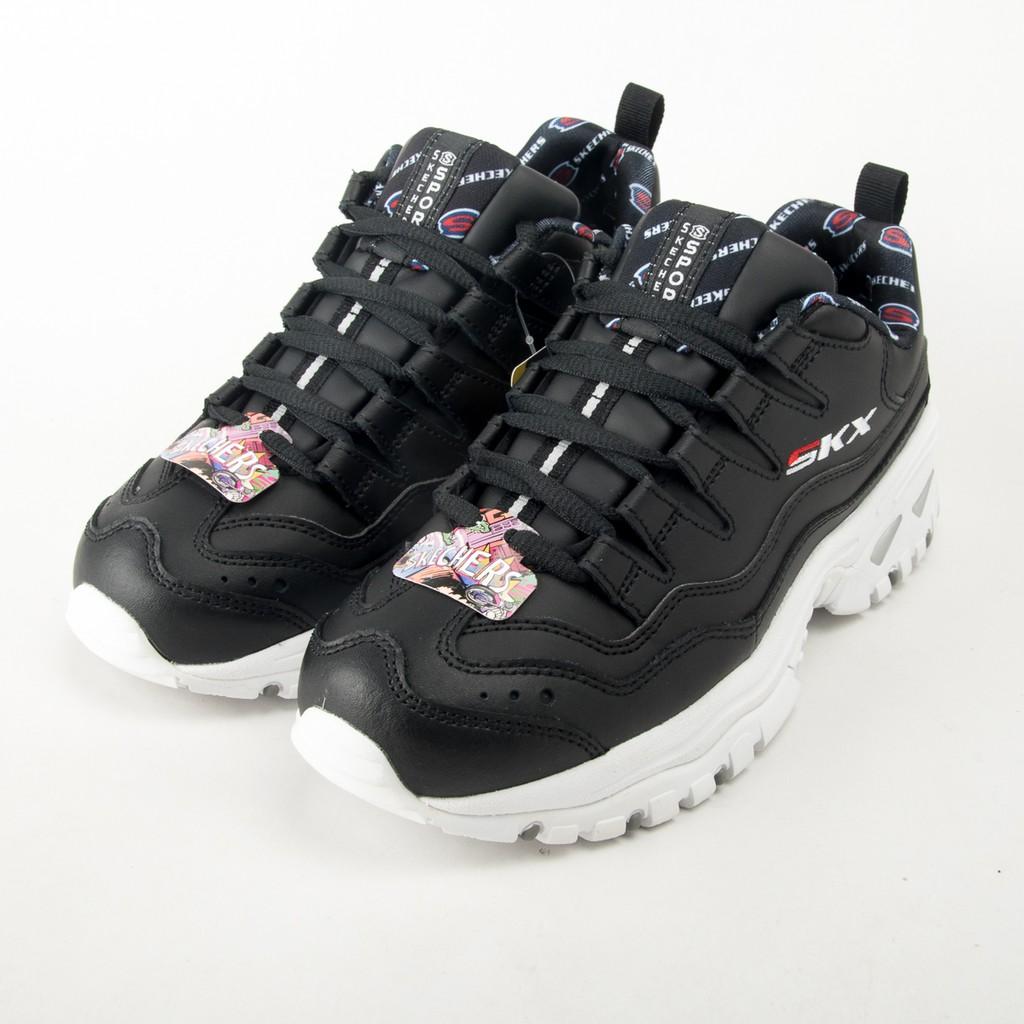 Skechers 休閒鞋 Energy-Retro Vision 老爹鞋 13425BKW 現貨