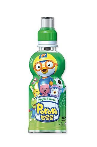 韓國 八道 PALDO PORORO 啵樂樂 乳酸飲料 蘋果口味 235ML