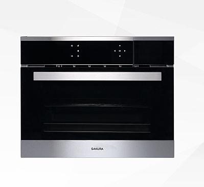 《修易生活館》櫻花 E8692 嵌入式蒸烤箱 (不含安裝費用)