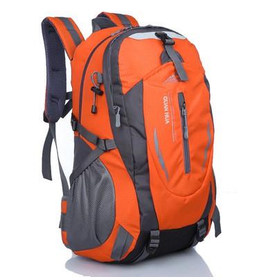 騎行包 戶外登山包40L大容量輕便旅游旅行背包男女雙肩包防水騎行包書包 自行車包