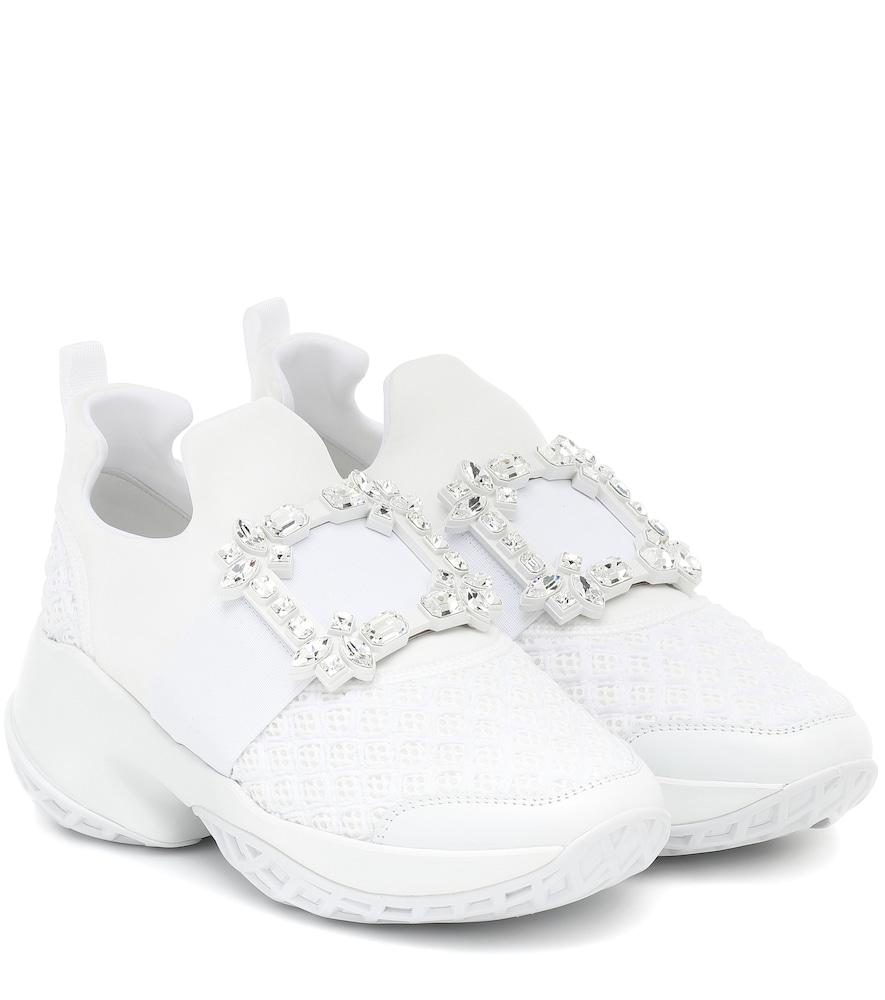 Viv' Run embellished sneakers