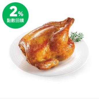 21風味館 6093香草烤雞兌換券