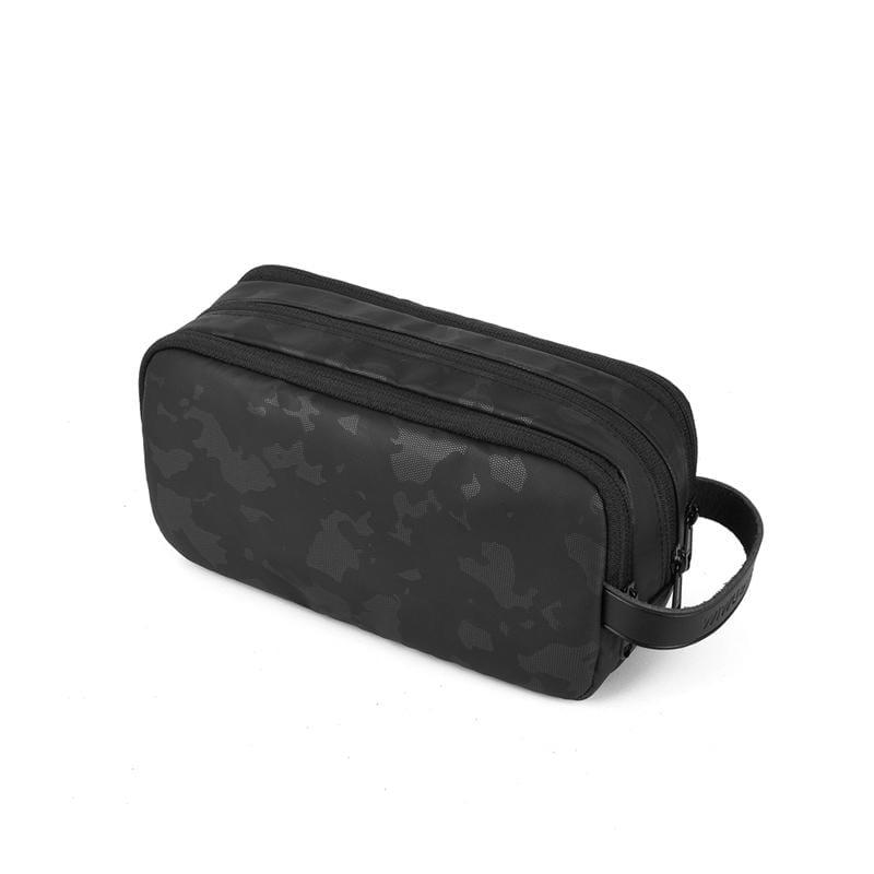 沙龍收納包-3C配件收納包 黑色