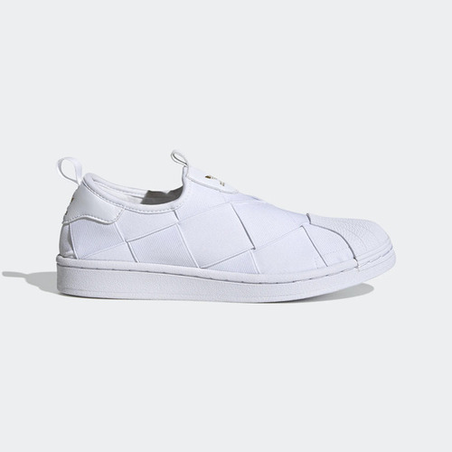 Adidas Superstar Slip On W [FV3186] 女鞋 運動 休閒 經典 貝殼 穿搭 愛迪達 白