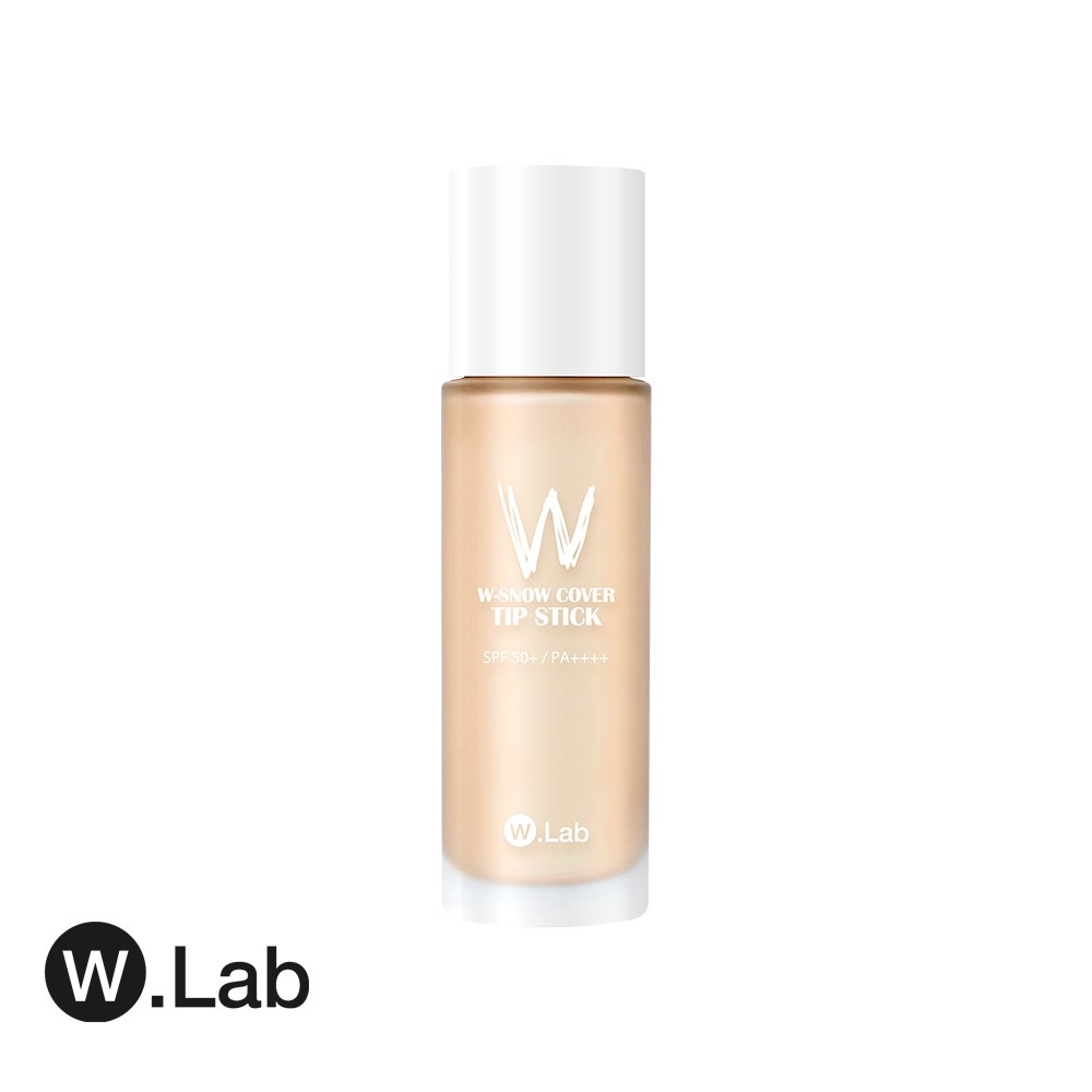 W.Lab我好棒棒粉底液(白蓋水潤保濕款) 40ml