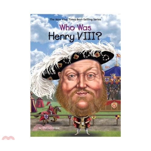 Who Was Henry VIII?【三民網路書店】[75折]