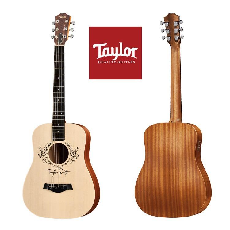 Taylor TSBT Taylor Swift Baby 泰勒絲簽名款【宛伶樂器】