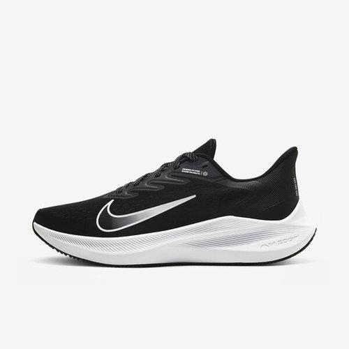 Nike W Zoom Winflo 7 [CJ0302-005] 女鞋 運動 休閒 慢跑 健身 避震 透氣 包覆 黑